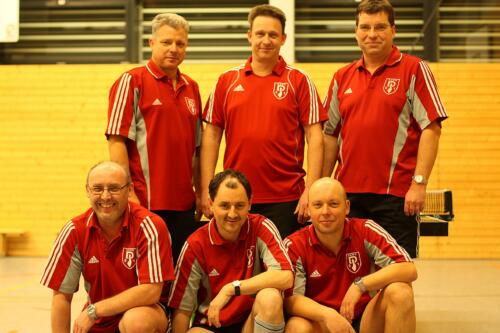 3. Mannschaft (Januar 2011)