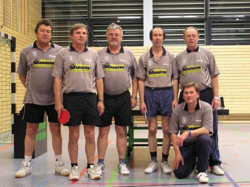 4. Mannschaft (Oktober 2007)