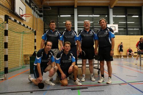 4. Mannschaft (Oktober 2009)